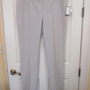 Nine West silver Trouser pants - sz 16 - MSRP $79.